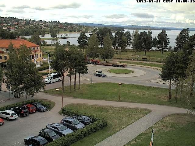 Webcam Rättvik, Rättvik, Dalarna, Schweden